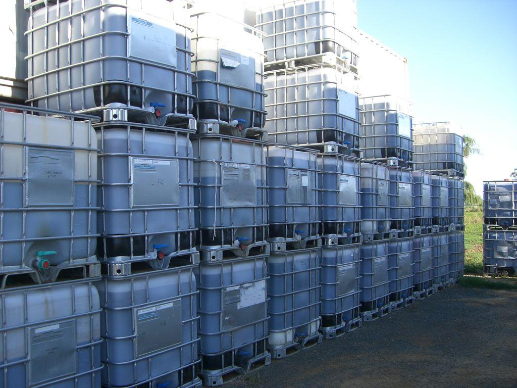 Totes of TNN Foliar spray - ready to go!